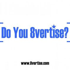 [ [ Do You 8vertise? www.8vertise.com   What Happen If You Don't 8vertise?   What Happen If You Don't 8vertise?  4. What Happen If You Don&#03. http://slidehot.com/resources/do-you-8vertise.63836/