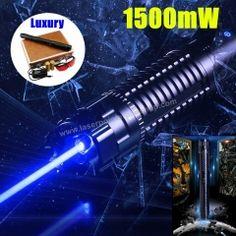 1w blue laser pointers from LaserPointerPenShop.com