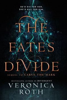 Cover Reveal: The Fates Divide by Veronica Roth - On sale April 10, 2018! #CoverReveal