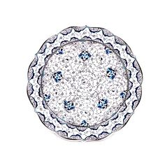 Iznik Plate Golden Horn Pattern British Museum