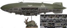Krieg Airship