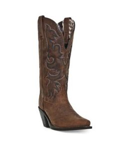 Laredo Brown Access Boots