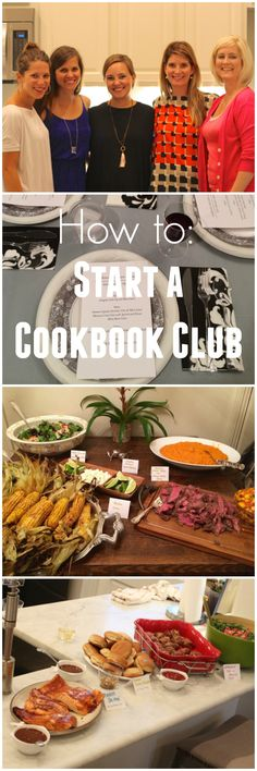 A cookbook club is a great way to spend time with friends, meet new people, expand your cooking horizons, and enjoy delicious food. How to Start a Cookbook Club from Living Well Kitchen @memeinge