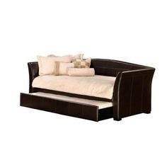 Hillsdale Furniture Montgomery Twin Size Daybed with Trundle-1560DBT - The Home Depot