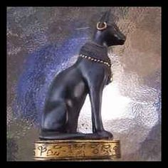 Most famous of the cat goddesses, she is the Perfumed Protector who loves her children. Worshiped and worked with even today, Bast holds sway...