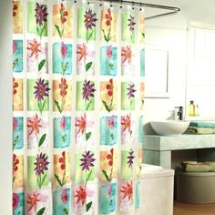 15 Wonderful Themed Shower Curtains for Kid's Bathroom