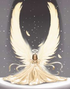 Angels and Fairies Wallpapers | ... -Computer Wallpapers And Backgrounds: Beautiful Angels And Fairies