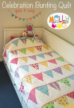 Precious quilt.
