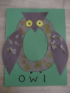 63 Best O Is For Letter Of The Week Images Abc Crafts Letter