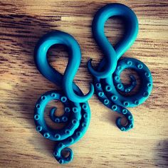 Hey, I found this really awesome Etsy listing at http://www.etsy.com/listing/104698743/choose-your-color-tentacles-4g-to-00g