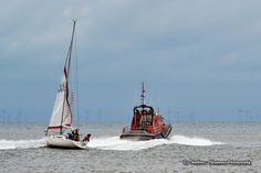 Fleetwood RNLI Open Day 2016 - photos taken from Knott End Jetty, River Wyre Estuary. Blackpool, Discovery, Coast, Photos, Pictures, River, Day, Places, Photography