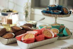 DIY cupcake -baari