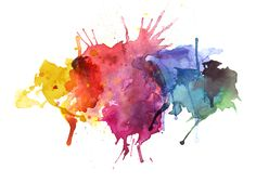 watercolor abstract spatter - Google Search