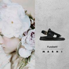 #fussbett #marni #sandals #donneconceptstore