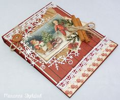 Chocolate card by Marianne