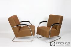 Freischwinger Sessel, Bauhaus Design Klassiker, Antik Möbellager Berlin, Zeitlos Berlin Suarezstrasse,Armchair