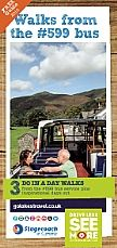 Visit Cumbria - Walks from the 599 bus (See also North West 7 day megarider Gold for cheap bus travel).