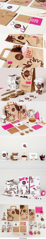 DASUNO // Client: freiraum Deli // Corporate Design // Corporate Design, Deli, Design Inspiration, Cards, Product Design, Maps, Brand Design, Playing Cards, Branding Design