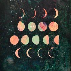 Blackmooning: preparándonos para la Luna Nueva en Géminis