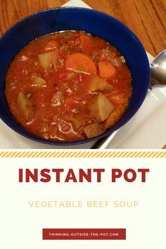 Instant Pot Vegetabl