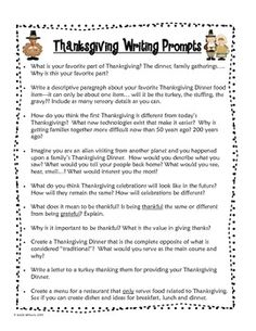 1st grade journal writing prompts