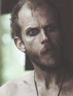 I think we were all making this face when Floki initially came out of his house.