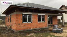 Blog z budowy Tomasz S. według projektu Z500 Z273+a Houses, Outdoor Decor, Blog, Home Decor, Homes, Decoration Home, Room Decor, Blogging, Home Interior Design