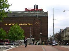 Heineken Brewery - Amsterdam 1998