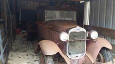 1931 ford model AA truck