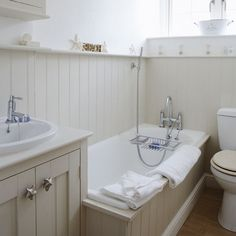 coastal bathroom | Coastal home | Home design ideas | PHOTO GALLERY | housetohome.co.uk
