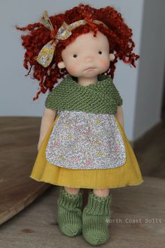 Camille by North Coast Dolls