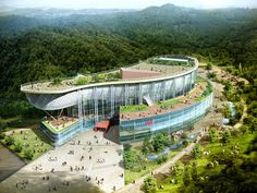 Architecture-Competition-Winner- project-Cultural-Center-in-jinju-korea-2