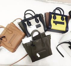 Celine dream bags