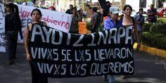Oaxaca Digital | Normalistas de Oaxaca decretan paro indefinido por caso Ayotzinapa