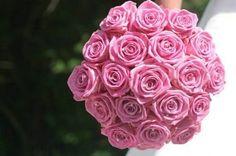 brudbukett rosa rosor - Sök på Google