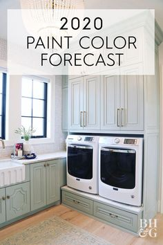 If you love rich earthy hues, soft pastels, or moody blues, our roundup of popular paint colors can help inspire your next room refresh. These are the top paint picks you'll be seeing everywhere in Top Paint Colors, Popular Paint Colors, Kitchen Paint Colors, Paint Colors For Living Room, Interior Paint Colors, Paint Colors For Home, House Colors, Colors For Kitchens, Pastel Paint Colors