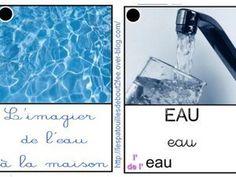 L'imagier de l'eau à la maison - Les petits bout 2 fee