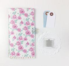 Traveler's Junkbook: half traveler's notebook, half junk journal. Each one unique.