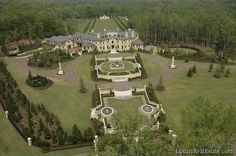 Le Reve – Georgia's Finest Mega Mansion   Homes of the Rich – The #1 Real Estate Blog
