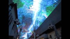POOHKOHAWAII.COM ラスベガス旅行その2 Las Vegas Trip Part 2 - Caesers Forum Shops, Fremont Street Experience
