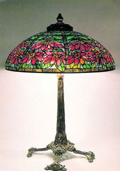 Lovely Tiffany Glass Lamp