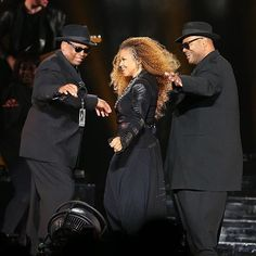 #Repost @targetcentermn with @repostapp. ・・・ Janet + Jimmy Jam + Terry Lewis reunion tonight in Minneapolis! #Unbreakable Photo by @david_sherman. #unbreakabletour #EpicMoment #unbreakableworldtour2015 #JanetJackson #TargetCenter #jimmyjam #terrylewis #mnstandup #minnesotalegends #Minnesota