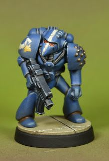 A blog about 28mm wargames figure painting.