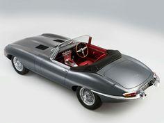 Jaguar E-Type Open Two Seater UK-spec (Series I) '1961–67