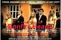 Bonfire Hearts poster