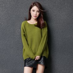 Find More Information about Sweater female winter 2015 women's thermal loose solid color o neck loose sweater basic shirt female,High Quality shirt lazio,China shirt men Suppliers, Cheap shirt finishing from E-Best Fashion Mall on Aliexpress.com