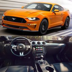 2018 mustang the paint color is called magnetic for a reason ford pinterest mustang. Black Bedroom Furniture Sets. Home Design Ideas