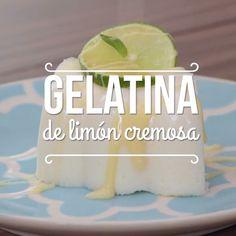 Gelatin Recipes, Jello Recipes, Mexican Food Recipes, Sweet Recipes, Köstliche Desserts, Delicious Desserts, Dessert Recipes, Yummy Food, Cooking Time