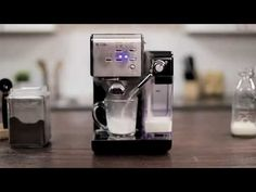 Mr Coffee Espresso Maker reviews: One-Touch CoffeeHouse Espresso Maker a... Coffee And Espresso Maker, Best Espresso, Drip Coffee Maker, Automatic Espresso Machine, Cappuccino Machine, Coffeehouse, Touch, Make It Yourself, Coffee Shops
