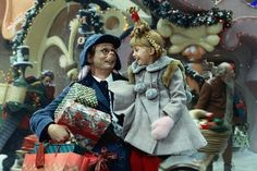 Pix For > Dr Seuss How The Grinch Stole Christmas Cindy Lou Who